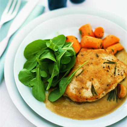 Rosemary-Garlic ChickenRecipe