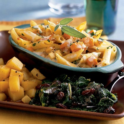 Maple-Glazed Rutabaga Recipe | MyRecipes