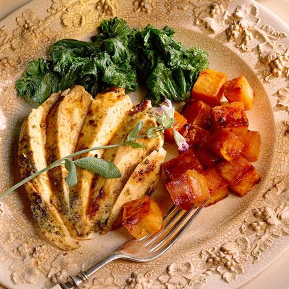 Pepper-Sage Chicken Recipe