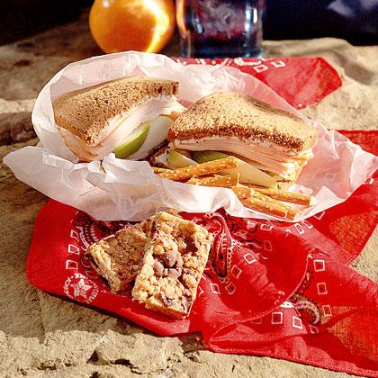 Sweet Smoky Sandwiches