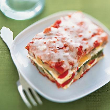 sausage-pepper-lasagna