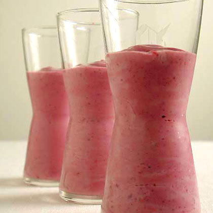 Tofu Fruit Smoothies