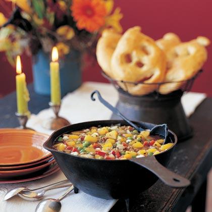 Boil and Bubble Soup Cauldron Recipe