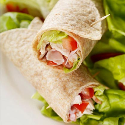 Southwest Breakfast Wrap