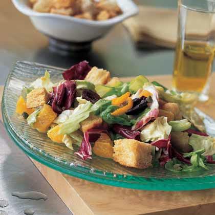 Spanish-Style Salad Recipe
