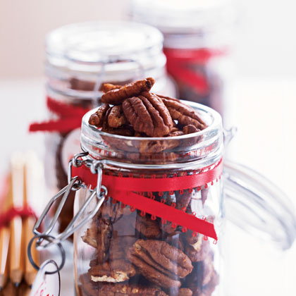 Asian-Spiced Pecans Recipe