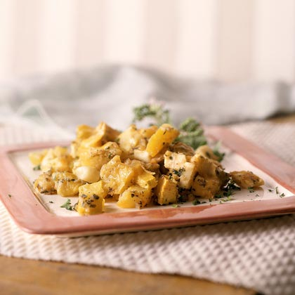 Squash-and-Parsnip Gratin