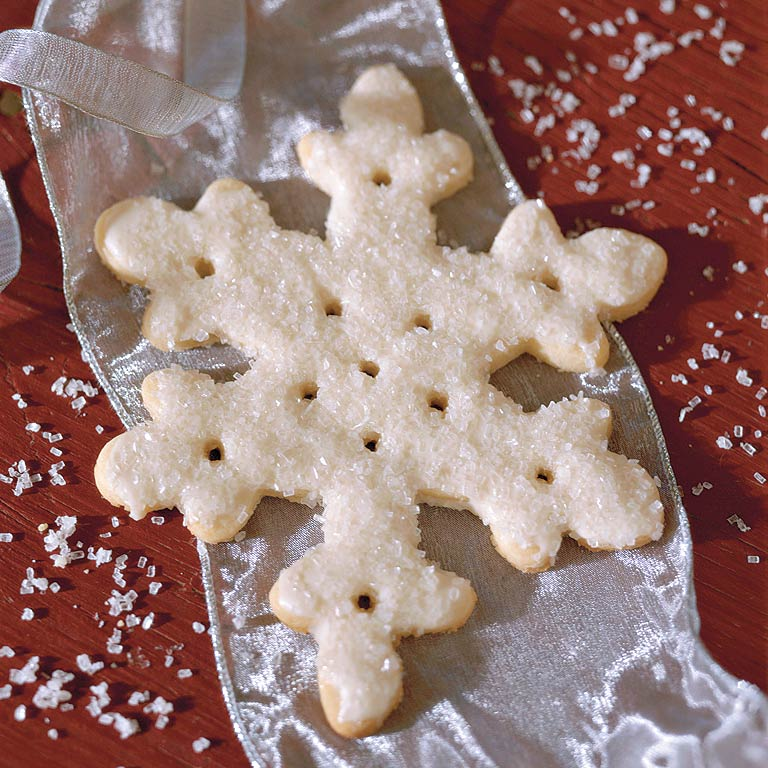 Vanilla Bean Sugar Cookies Recipe