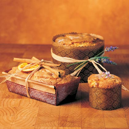 Orange-Apricot Sweet BreadRecipe
