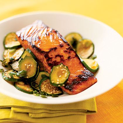 Quick and easy salmon recipes