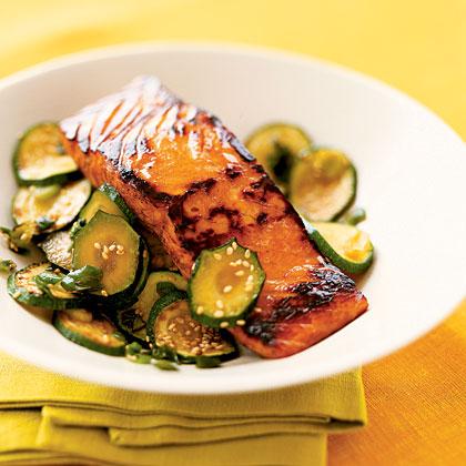 teriyaki-salmon Recipe