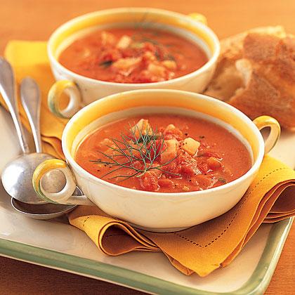 tomato-fennel-soup Recipe
