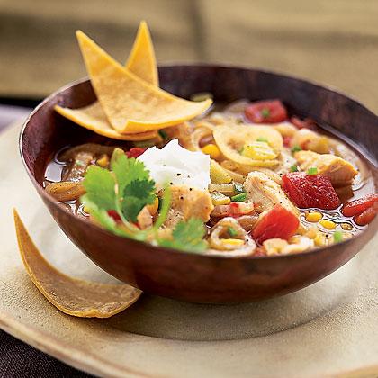 tortilla-chicken-soup Recipe