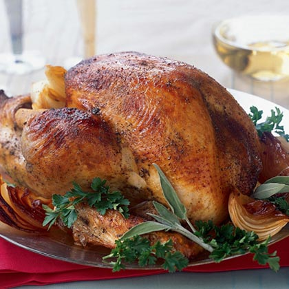 Cooking Light's Ultimate Roasted Turkey Recipe