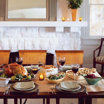 The Right Wine for Thanksgiving