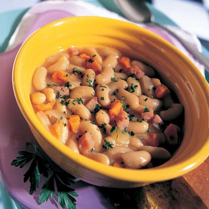 Mother's White Beans Recipe