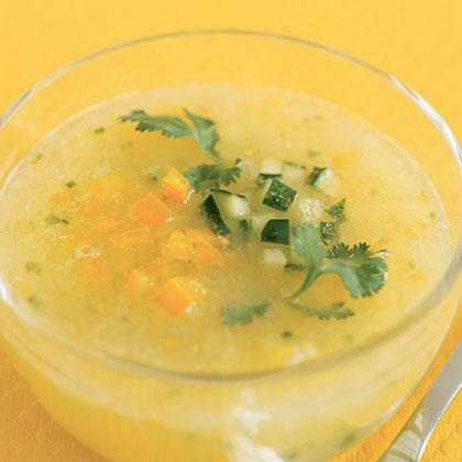 Yellow Gazpacho Recipe
