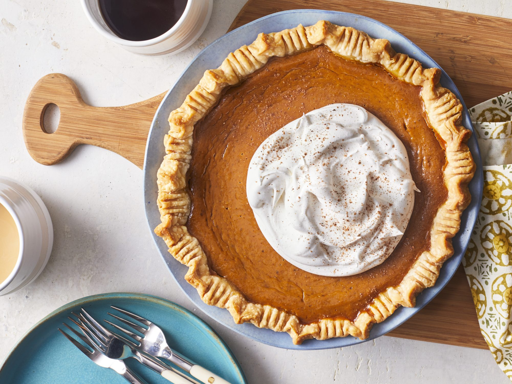 10 Pumpkin Pie Recipes That You'll Fall For