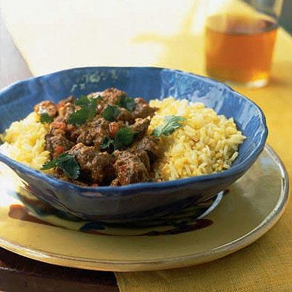 Saffron Basmati Rice Recipe