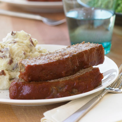 Cheeseburger Meat Loaf Recipe