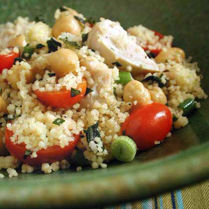 Couscous Chicken Salad