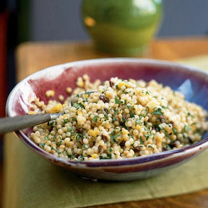 Fruited Israeli CouscousRecipe