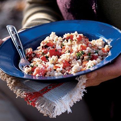 Vegetable Couscous Salad Recipe