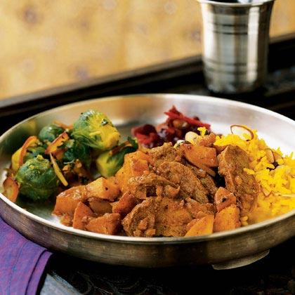 Goan Duck Vindaloo in Hot-and-Sour Cayenne Sauce Recipe