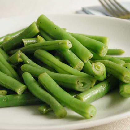 Lemony Green Beans Recipe Myrecipes
