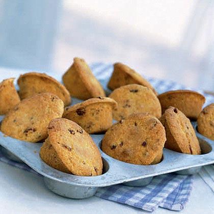 Cranberry-Orange MuffinsRecipe