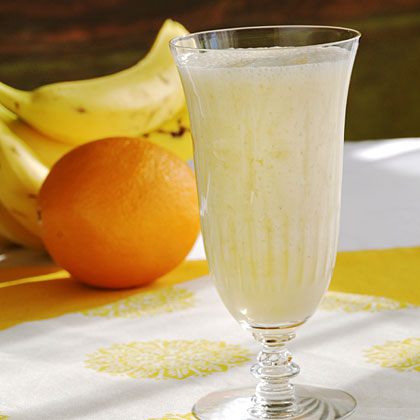 Orange-Banana SmoothieRecipe