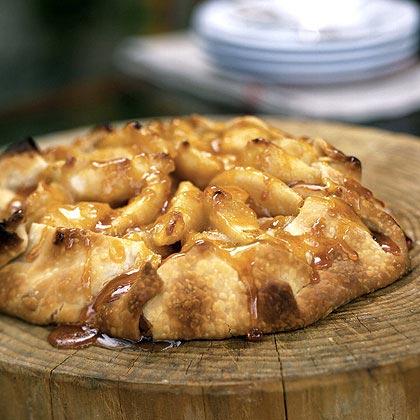 Fall Pear Galette Recipe