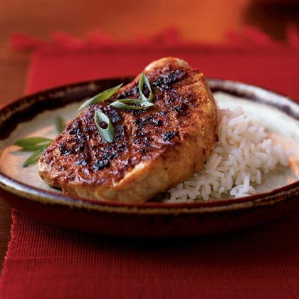 Vietnamese-Spiced Pork Chops Recipe