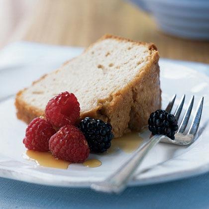 Black Currant Pound CakeRecipe