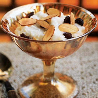 Make this cardamom-infused pudding up to two days ahead and store, covered, in the refrigerator. Serve in martini glasses for a sophisticated presentation. Recipe: Indian Rice Pudding