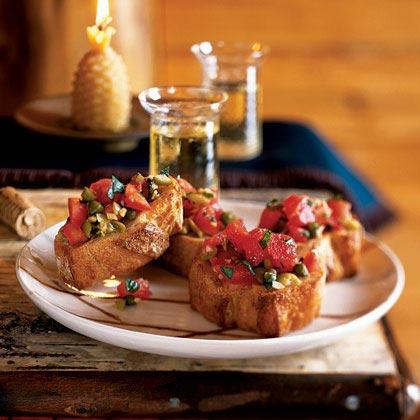 Tomato Crostini Recipe - 0   MyRecipes