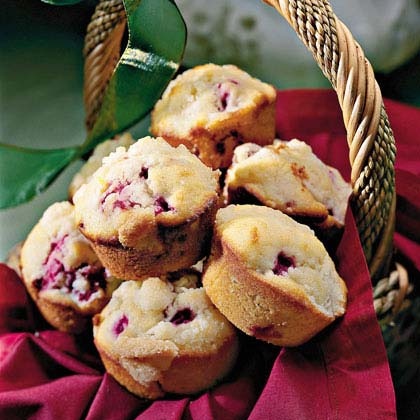 Lemon-Raspberry MuffinsRecipe