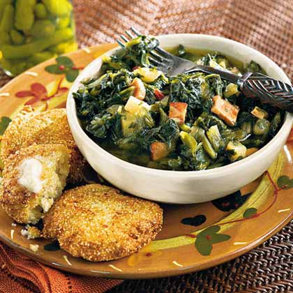 recipes turnip greens Green Turnip Recipe