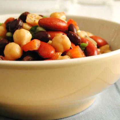 Triple Bean Salad