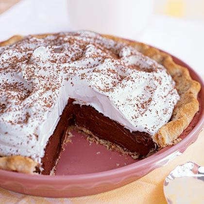 Chocolate Silk Pie Recipe