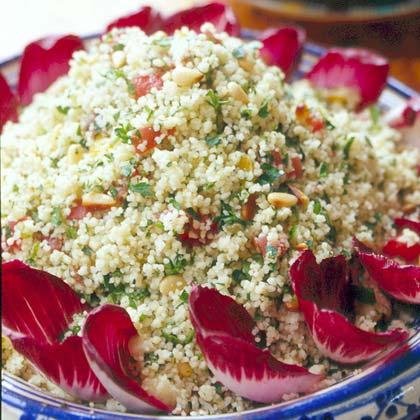 Couscous-Parsley Salad Recipe