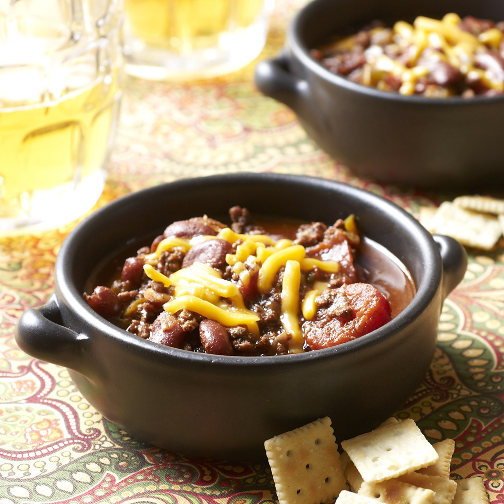 <p>Crock-Pot Chili</p>