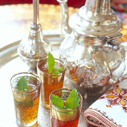 Mint Tea