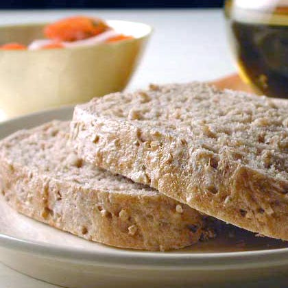 Irish Oatmeal Bread