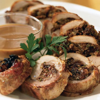 Stuffed pork tenderloin recipes prunes