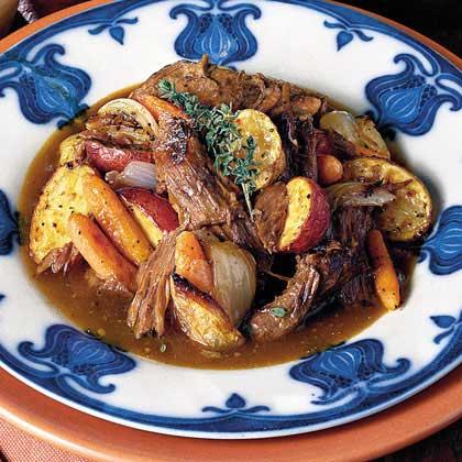 Aunt Mary's Pot Roast