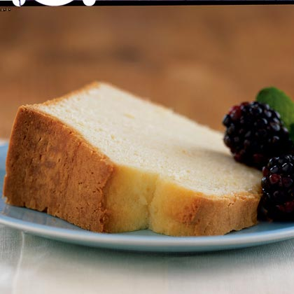 How Many Calories In Slice Of Pound Cake