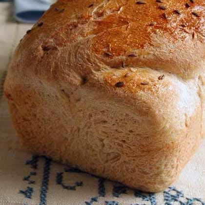 Hearty Wheat BreadRecipe