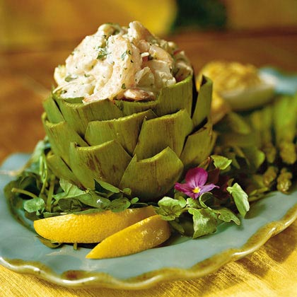 Shrimp-and-Artichoke Salad