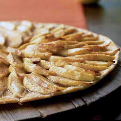 Thin French Apple Tart Recipe